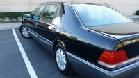 Picture of 1993 Mercedes-Benz 500-Class 500SEL Sedan, exterior, gallery_worthy