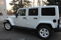 Picture of 2015 Jeep Wrangler Unlimited Sahara 4WD, exterior, gallery_worthy