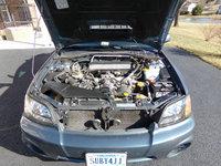 Picture of 2006 Subaru Baja Turbo, exterior, engine
