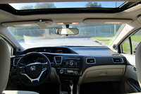 Picture of 2013 Honda Civic EX-L, interior, gallery_worthy