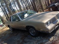 1986 Oldsmobile Cutlass Supreme Overview