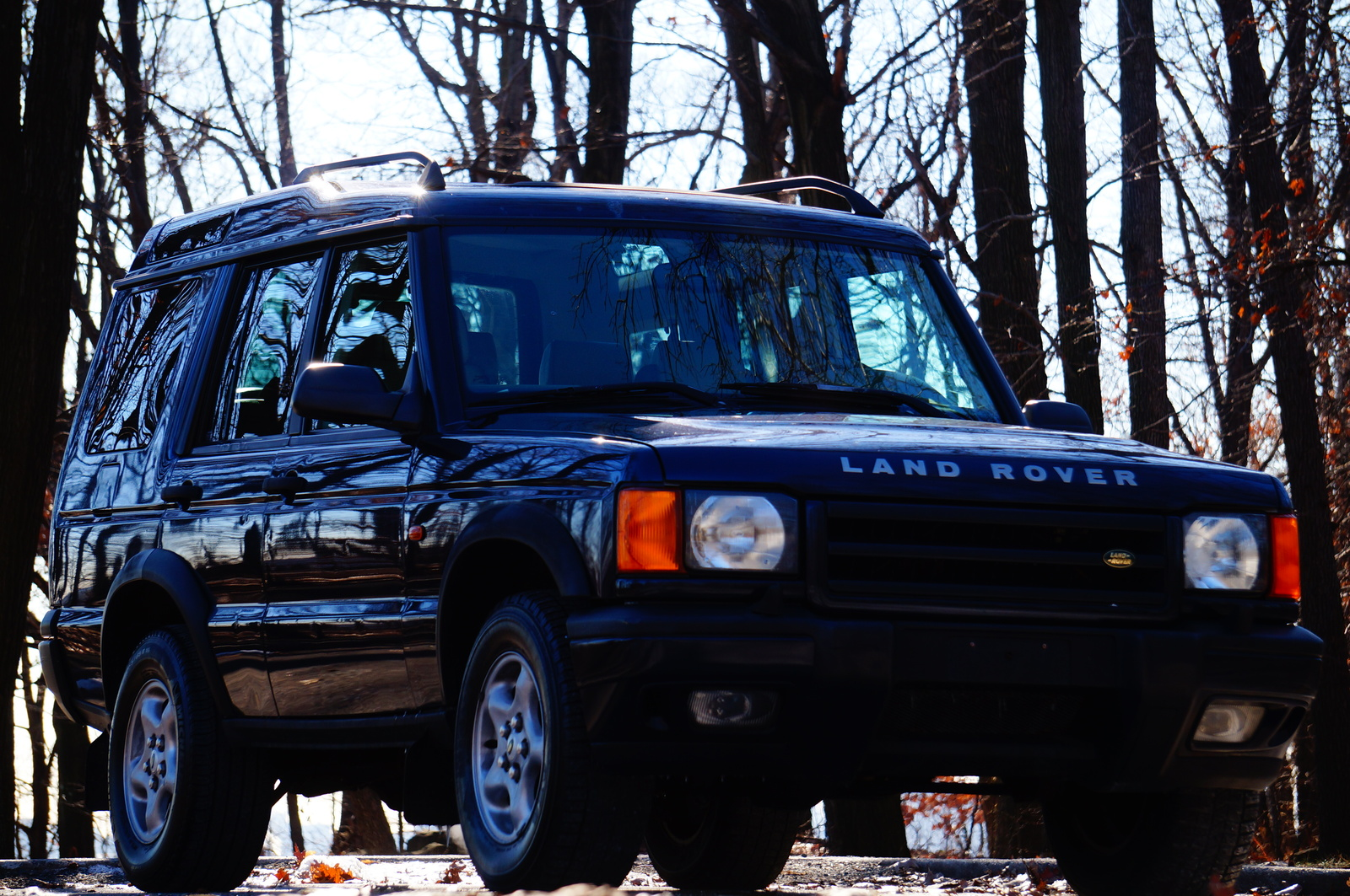 Picture of 1999 Land Rover Discovery 4 Dr Series II AWD SUV