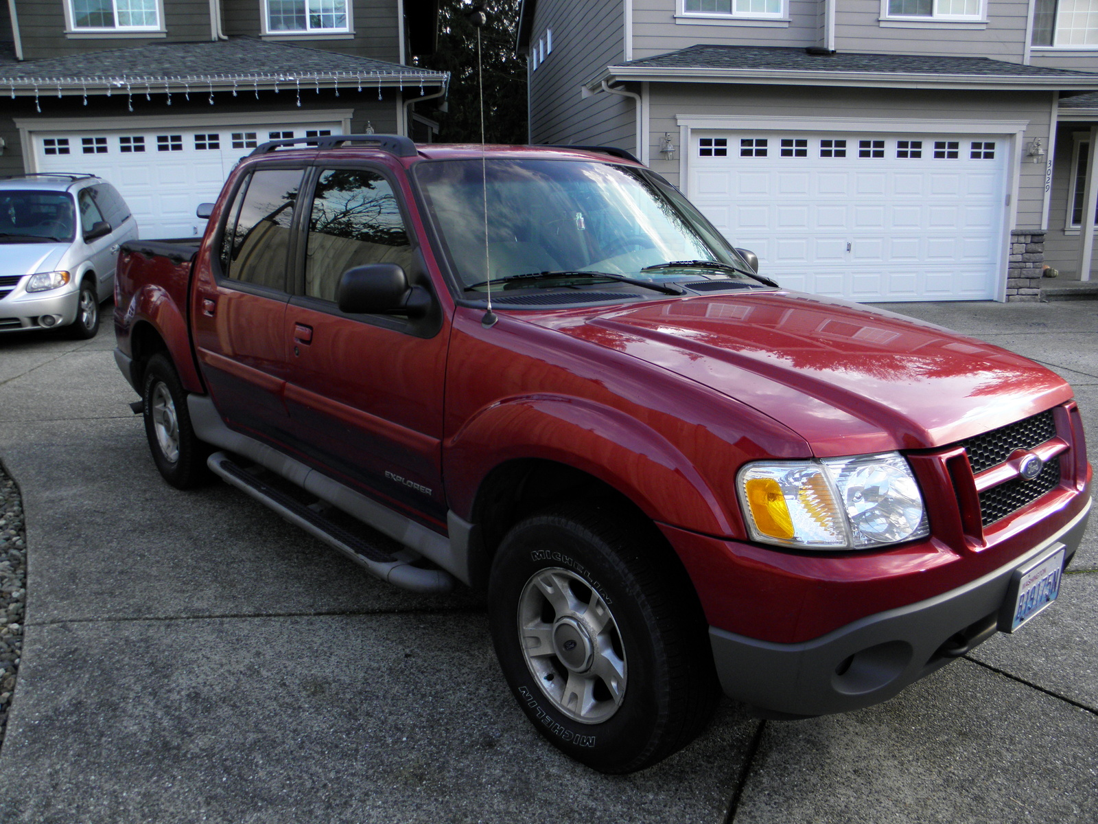 2002 Ford Explorer Sport Trac Overview Cargurus