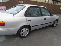 Picture of 2001 Chevrolet Prizm 4 Dr LSi Sedan, exterior