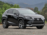 2015 Lexus NX 200t Picture Gallery