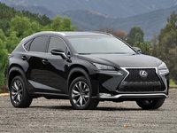 2015 Lexus NX 200t Overview