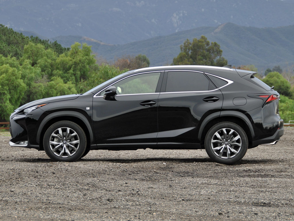 Innovative 2015 Lexus NX 200t  Test Drive Review  CarGurus