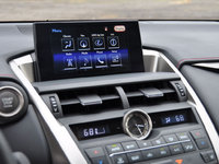2015 Lexus NX 200t F Sport, interior, gallery_worthy