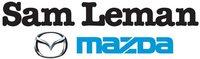 Sam Leman Mazda logo
