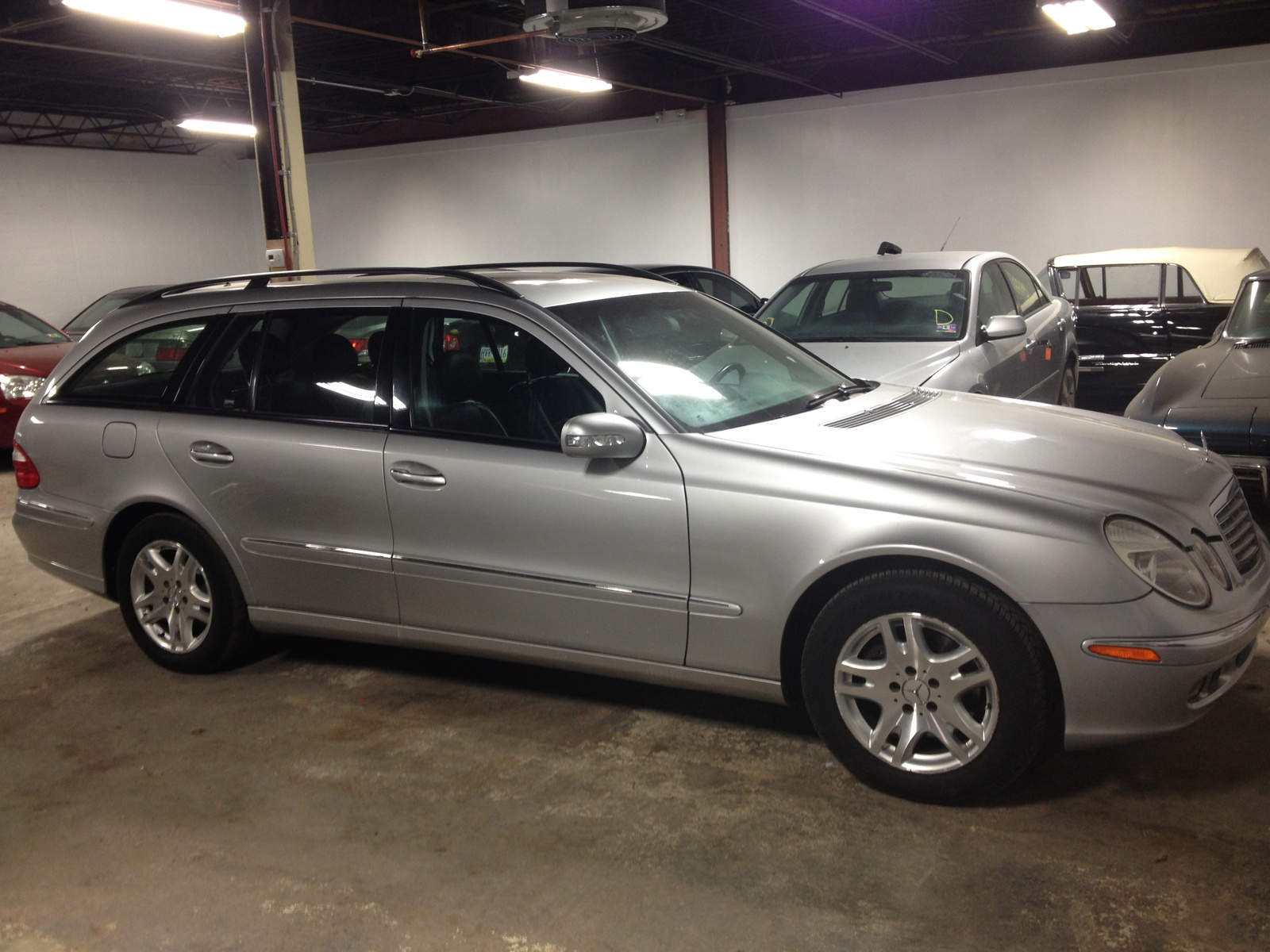 2005 mercedes benz e class e320 4matic wagon for sale for Mercedes benz 2005 for sale