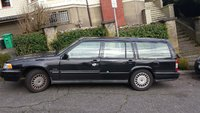 Picture of 1995 Volvo 960 Wagon, exterior