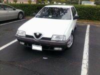 1992 Alfa Romeo 164 Overview