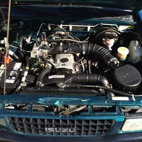 Picture of 1997 Isuzu Rodeo 4 Dr S SUV, engine