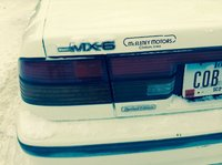 Picture of 1988 Mazda MX-6 LX Coupe, exterior, gallery_worthy