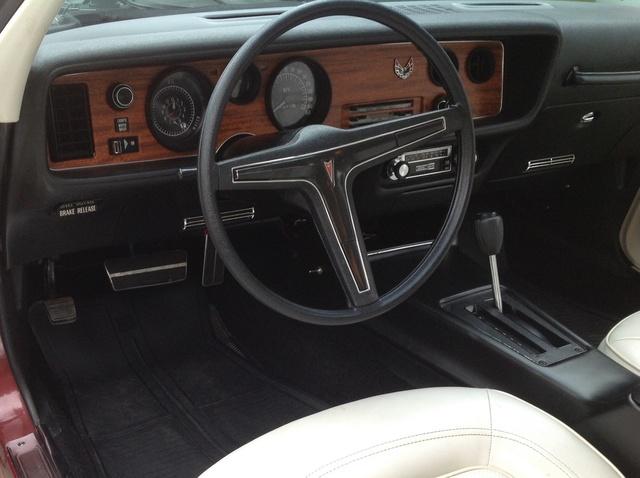 1974 Pontiac Firebird Pictures Cargurus