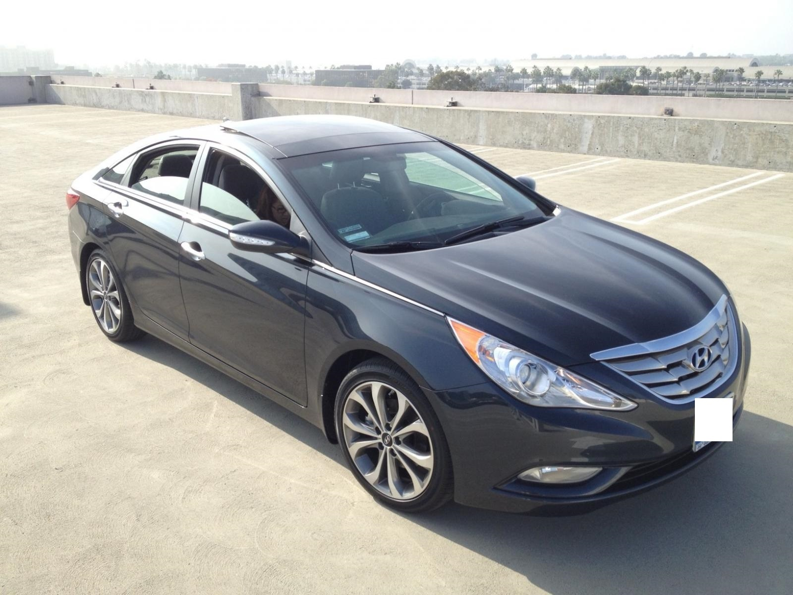 Picture of 2013 Hyundai Sonata 2.0T Limited, exterior