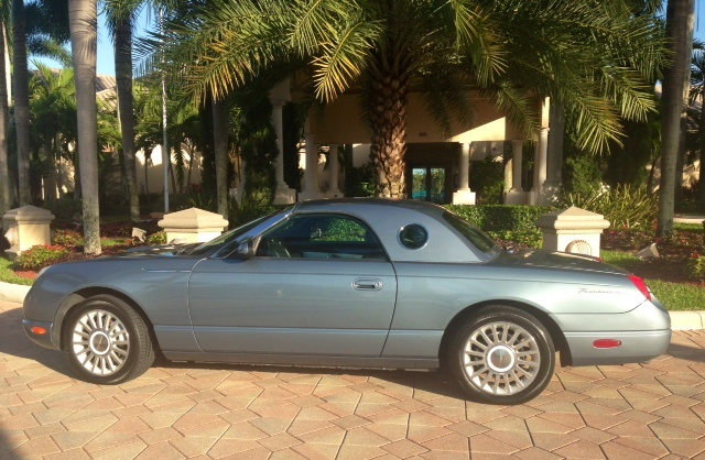 Picture of 2005 Ford Thunderbird 50th Anniversary Edition, exterior