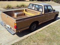 1983 Datsun 720 Overview