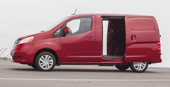 2015 Nissan NV200, Front quarter view, exterior, manufacturer, gallery_worthy