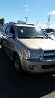 Picture of 2007 Toyota Sequoia 4 Dr Limited V8, exterior