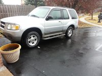Picture of 2002 Ford Explorer Sport 2 Dr STD 4WD SUV, exterior