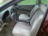 Picture of 2001 Nissan Maxima GXE, interior