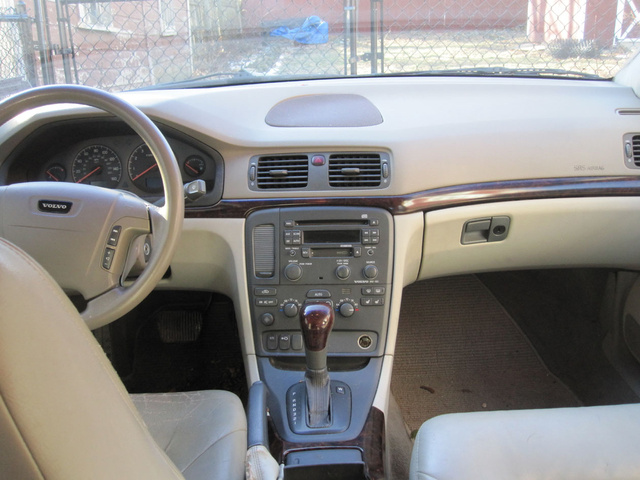 2000 volvo s80 - interior pictures - cargurus
