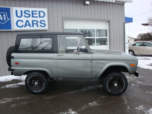 Picture of 1970 Ford Bronco