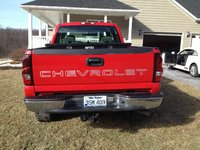Picture of 2007 Chevrolet Silverado Classic 2500HD Work Truck Extended Cab 4WD, exterior, gallery_worthy