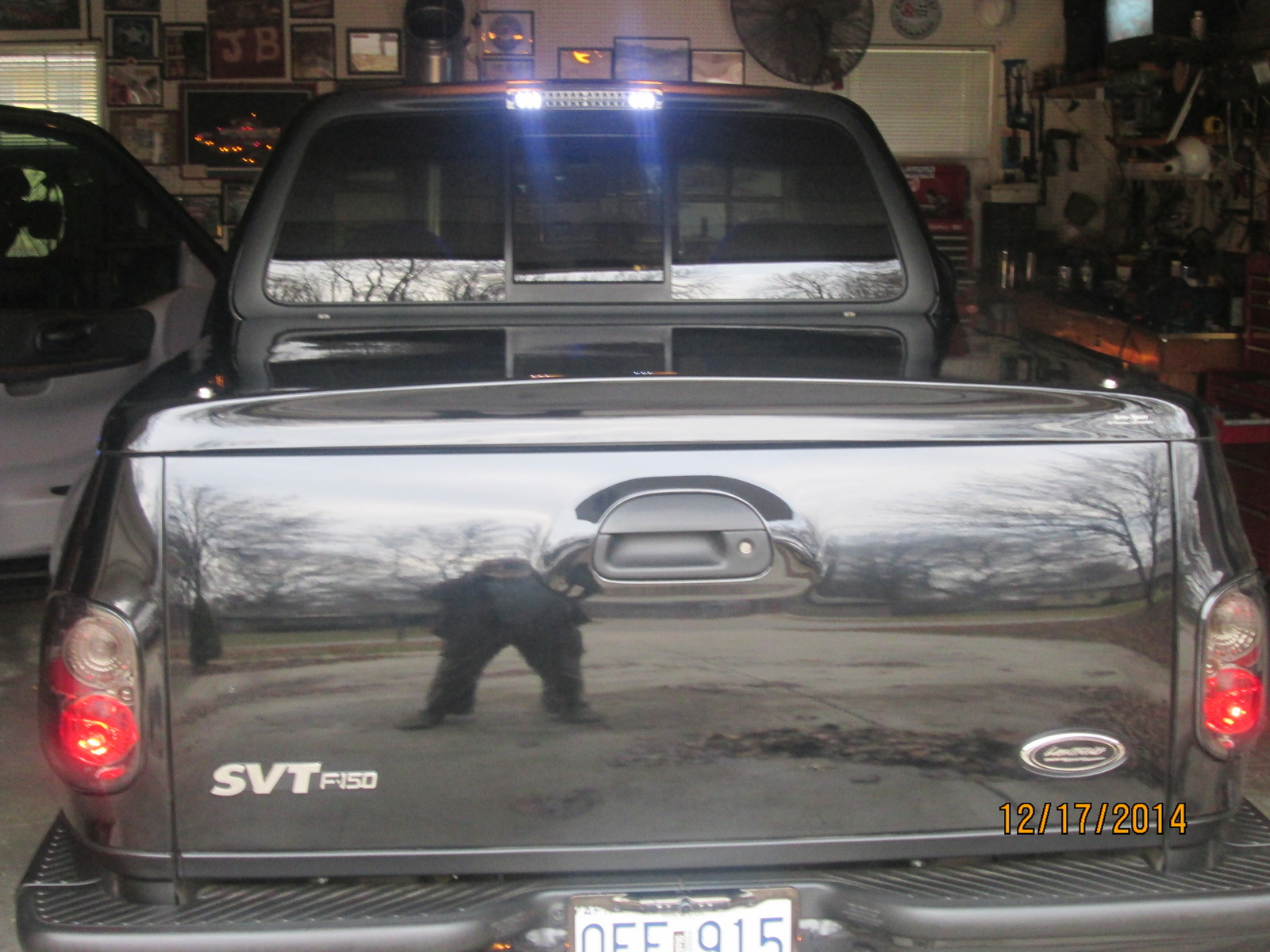 Picture of 2000 Ford F-150 SVT Lightning 2 Dr Supercharged Standard Cab Stepside SB