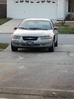 Picture of 2000 Chrysler Cirrus 4 Dr LX Sedan, exterior