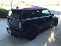 Picture of 2012 MINI Cooper Clubman John Cooper Works, exterior