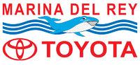 Marina Del Rey Toyota logo