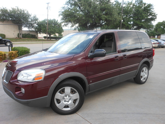Picture of 2005 Pontiac Montana