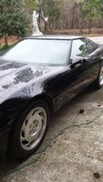 Picture of 1995 Chevrolet Corvette Convertible, exterior