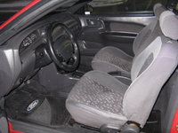 Picture of 2003 Ford Escort ZX2, interior