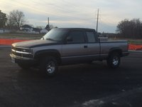 Picture of 1995 Chevrolet C/K 1500 Ext. Cab 6.5-ft. Bed 4WD, exterior