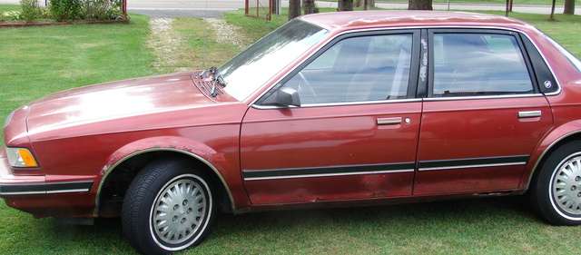 Picture of 1991 Buick Century Custom