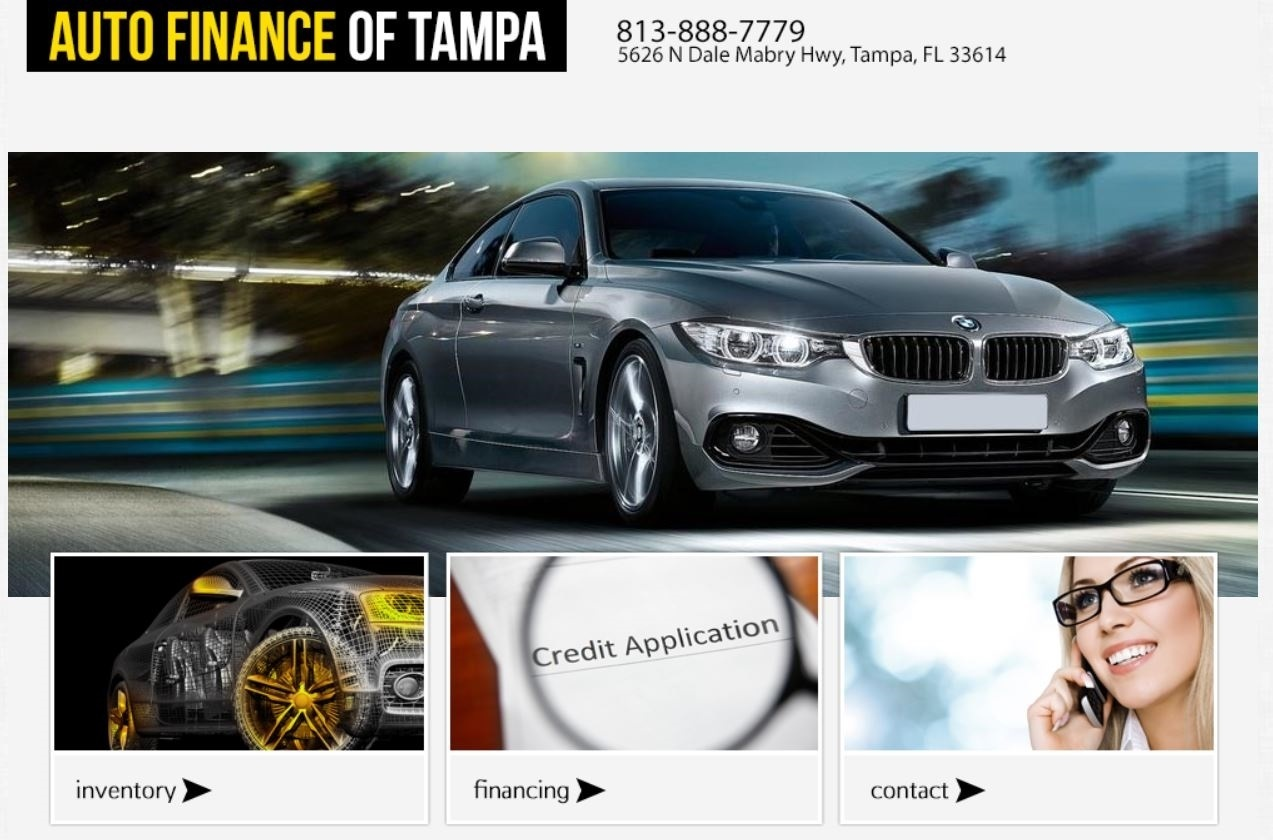 Auto Finance Of Tampa Tampa Fl Reviews Amp Deals Cargurus