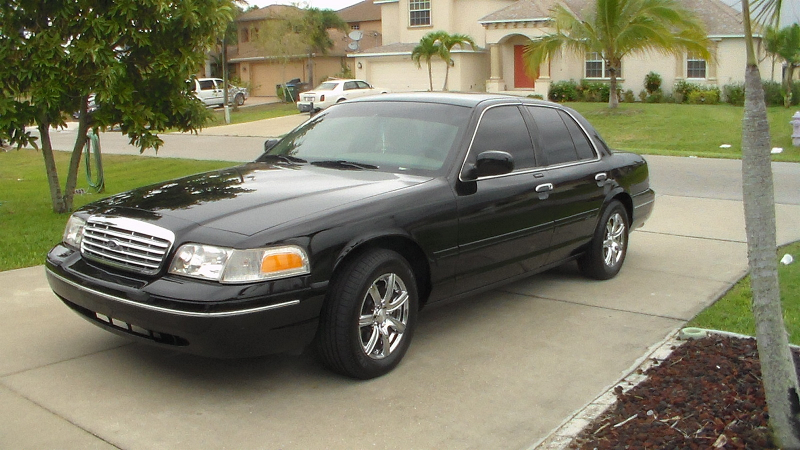 I would like to jazz up my 2003 ford crown vic
