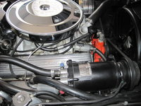 Picture of 1965 Chevrolet Corvette Coupe, engine