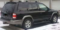 Picture of 2000 Nissan Pathfinder LE 4WD, exterior