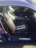 Picture of 2012 Ford Shelby GT500 Coupe, interior