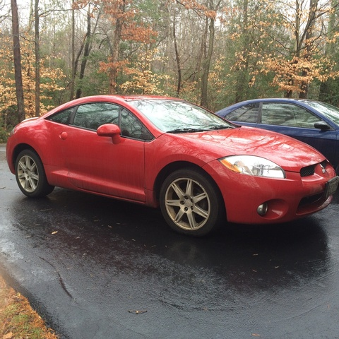 2006 mitsubishi eclipse gt jolenelauria owns this mitsubishi eclipse. Black Bedroom Furniture Sets. Home Design Ideas
