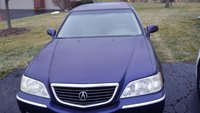 2001 Acura RL Picture Gallery