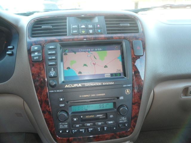 2017 Acura Rlx Sport Hybrid >> 2002 Acura MDX - Interior Pictures - CarGurus