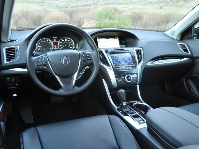 Acura Tlx Base W Tech Pkg Pic X