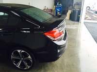 Picture of 2014 Honda Civic Si, exterior