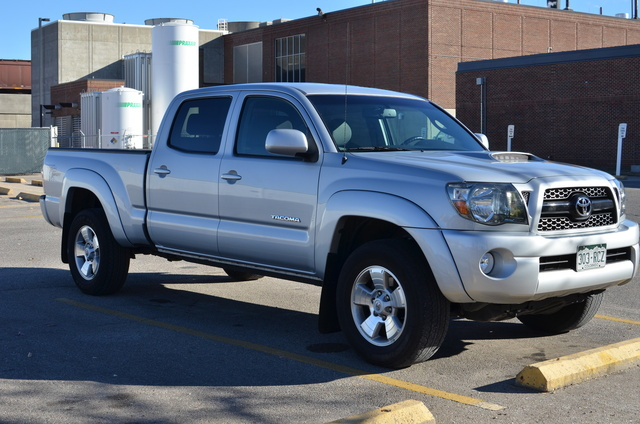 2013 toyota tacoma double cab lb v6 4wd for cargurus. Black Bedroom Furniture Sets. Home Design Ideas
