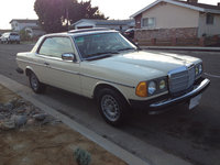 Picture of 1985 Mercedes-Benz 300-Class 300CD Turbodiesel Coupe, exterior